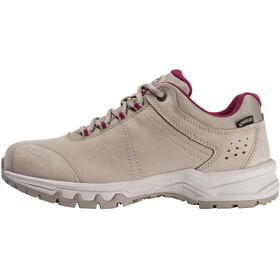 Mammut Nova III GTX Low Shoes Women, safari/dark sundown